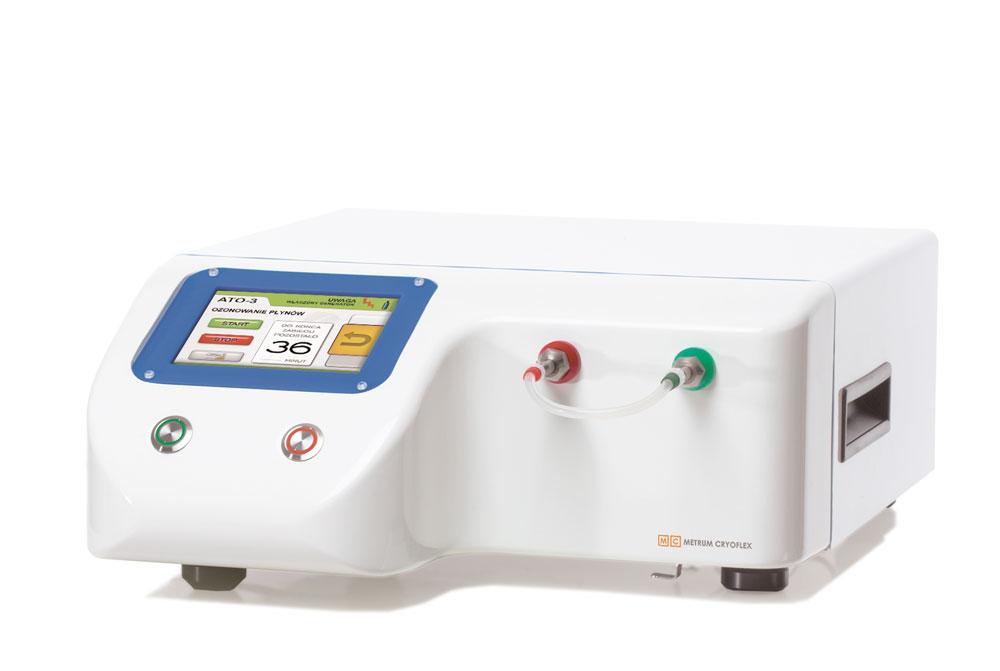 Aparat do ozonoterapii