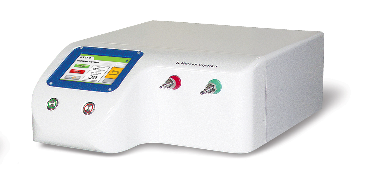 aparat ato-3 do terapii ozonowej