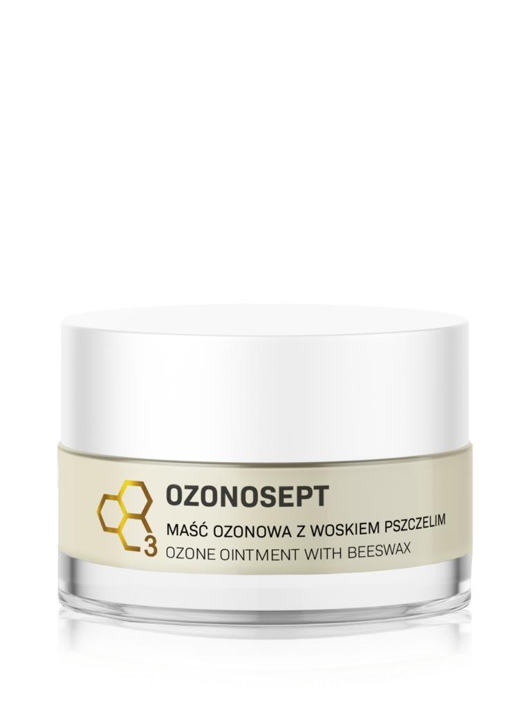 Ozonosept maść ozonowa z woskiem pszczelim