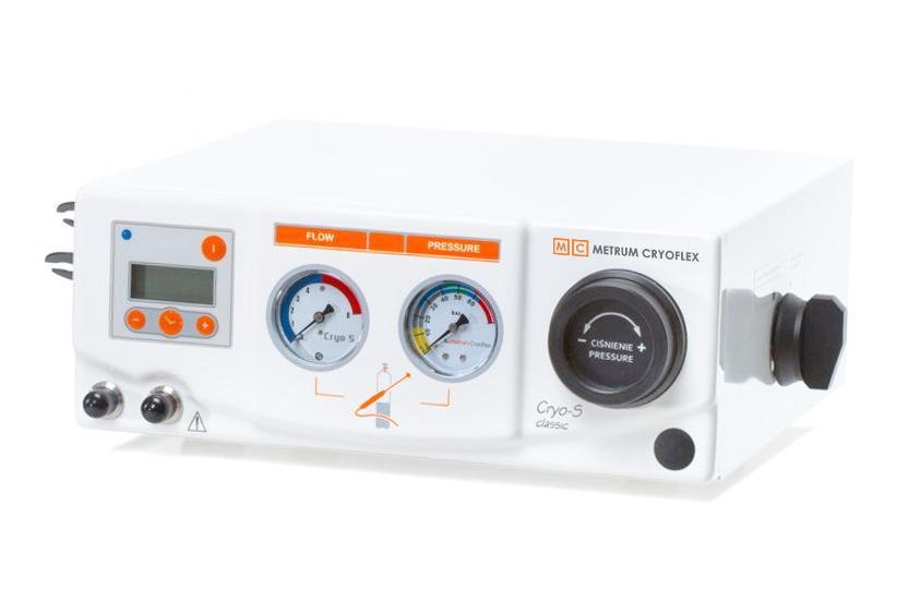 Aparat do kriochirurgii CRYO-S Classic aparaty kriochirurgiczne