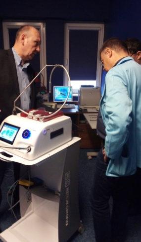 Cryo-S Electric okulistyka kriochirurgia