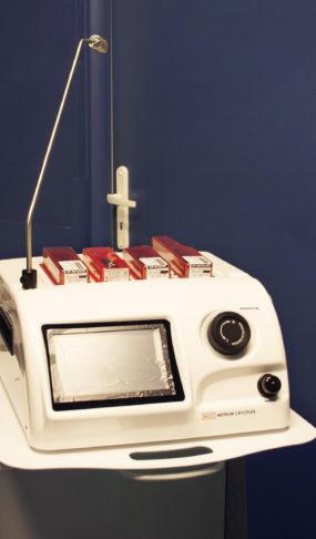 Cryo-S Electric aparat do okulistyki kriochirurgia
